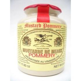 Musztarda Pommery, 500 g. / op.