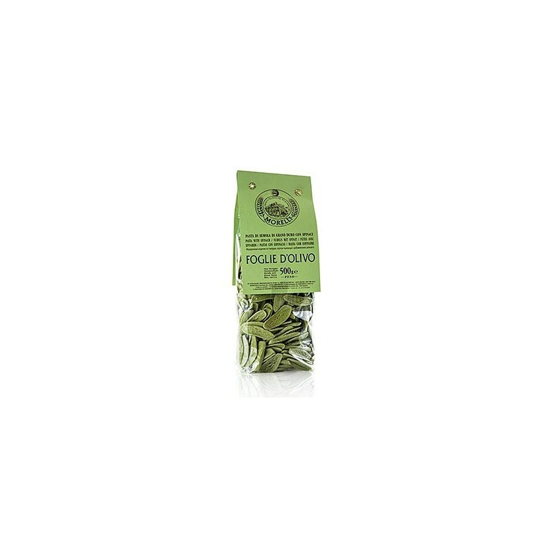 Morelli 1860 foglie dolivio ze szpinakiem 500g