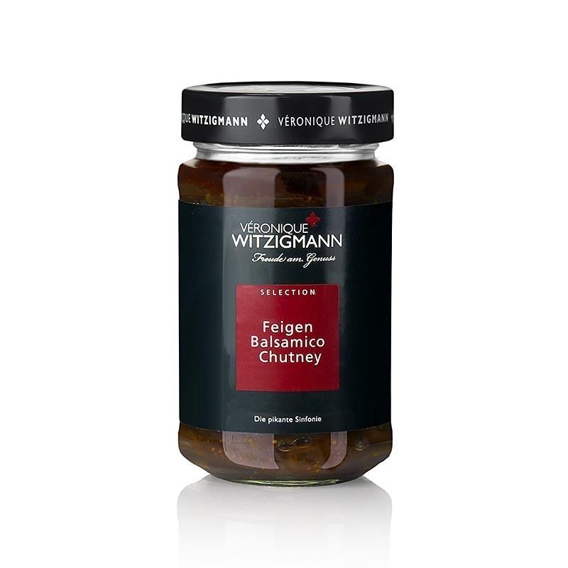 Chutney figowy z octem balsamicznym, 225 ml