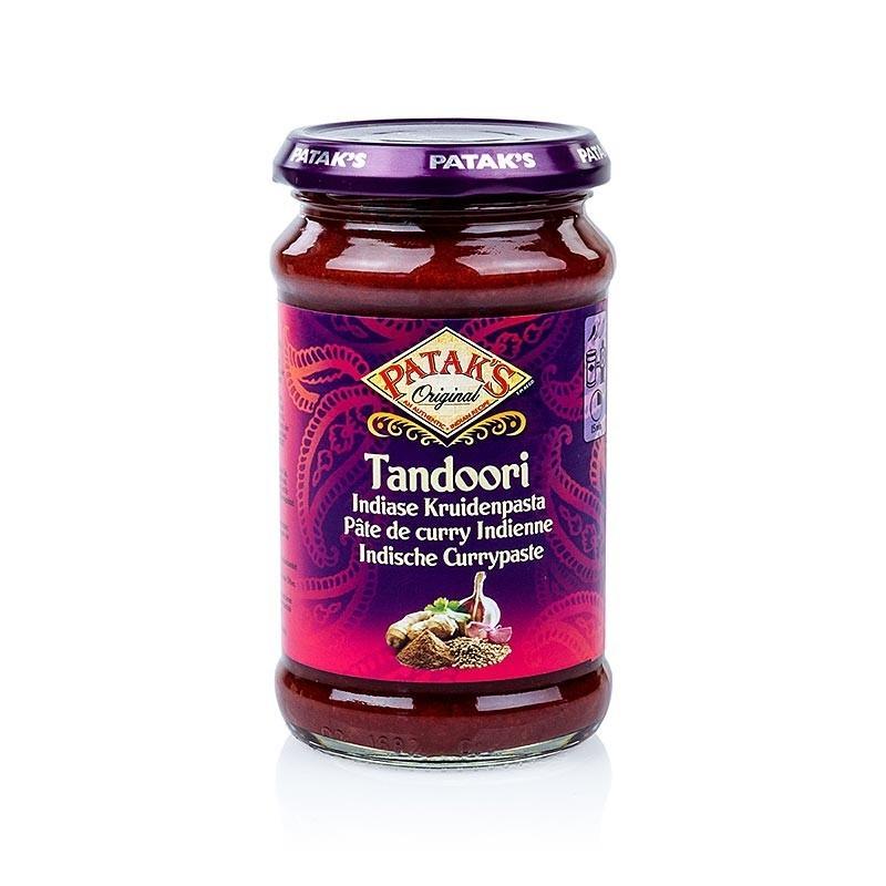 Tandoori pasta, czerwona, Patak´s, 310g