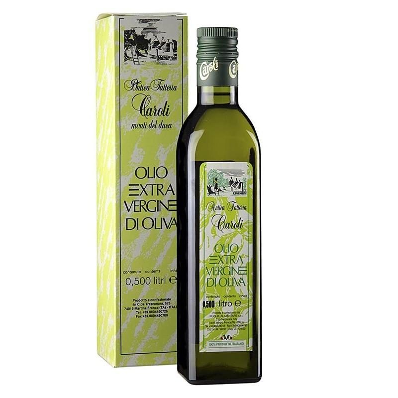 Oliwa z oliwek Antica Fattoria Extra Vergine Stefano Caroli 500m