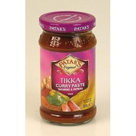 Tikka pasta curry, Patak´s, 280g