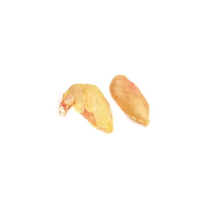 Piersi z kurczaka tuczonego kukurydzą 'Supreme' 170-200g/szt., 4 szt./opak.