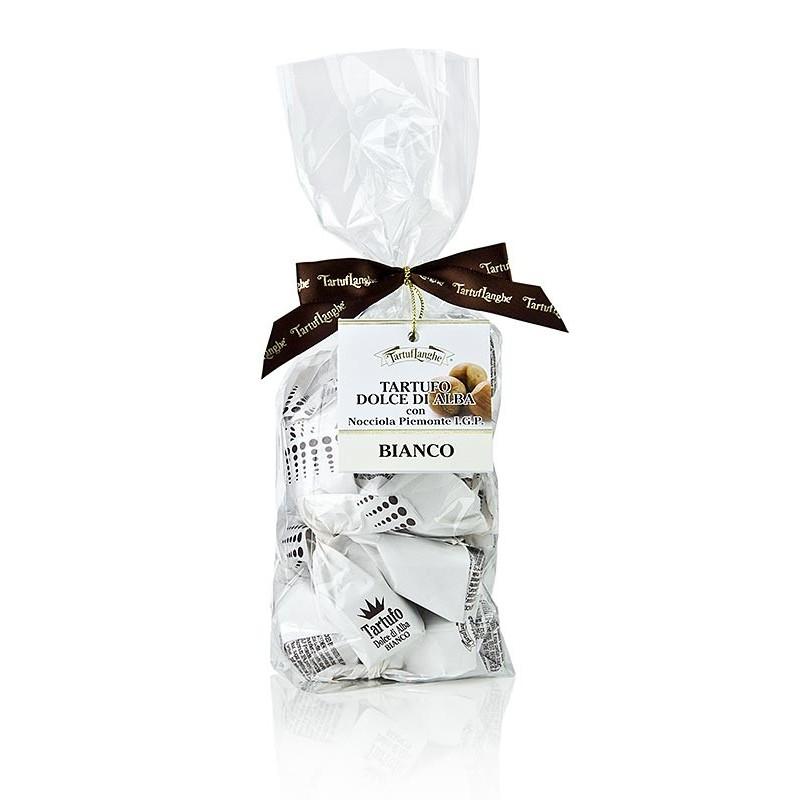 Czekoladki truflowe z Piemontu Tartuflanghe, białe, 200 g