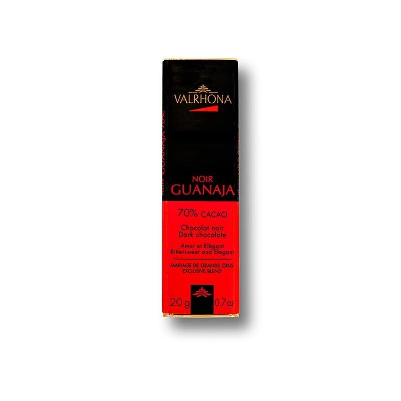 Guanaja, gorzka czekolada, mini tabliczki, 70% kakao, 50 x 20 g
