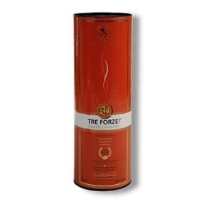 Espresso - TRE FORZE! Mielone ziarna, palone na ogniu z drewna oliwnego, 250g, Sycylia