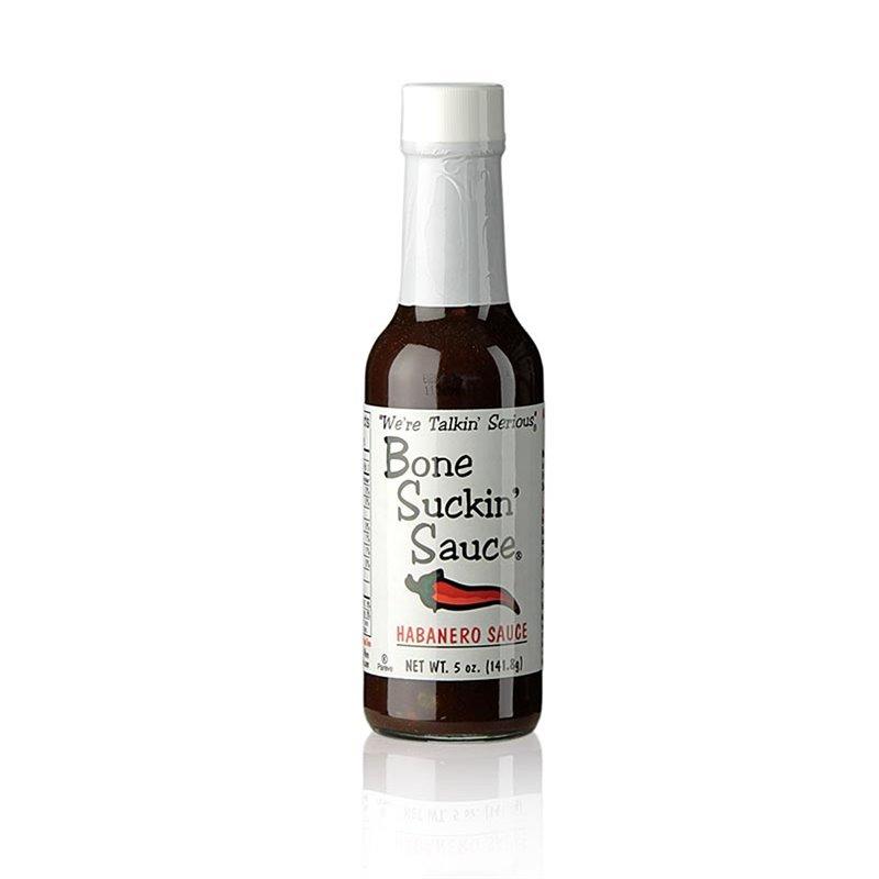 Ostry sos Barbecue, Bone Suckin Ford´s Food 142g