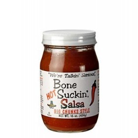 Ostry sos Salsa Barbeque, Bone Suckin Ford´s Food 454g