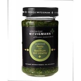 Pesto bazyliowo-limetkowe, 225 ml