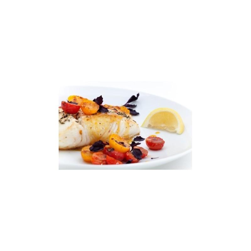 Filet z halibuta Morze Północne 300-700 g/szt. opak. 3kg.