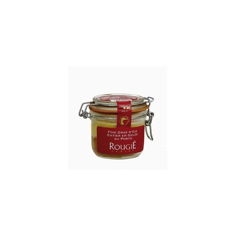 Rougie - Foie gras z gęsi z Porto 180g