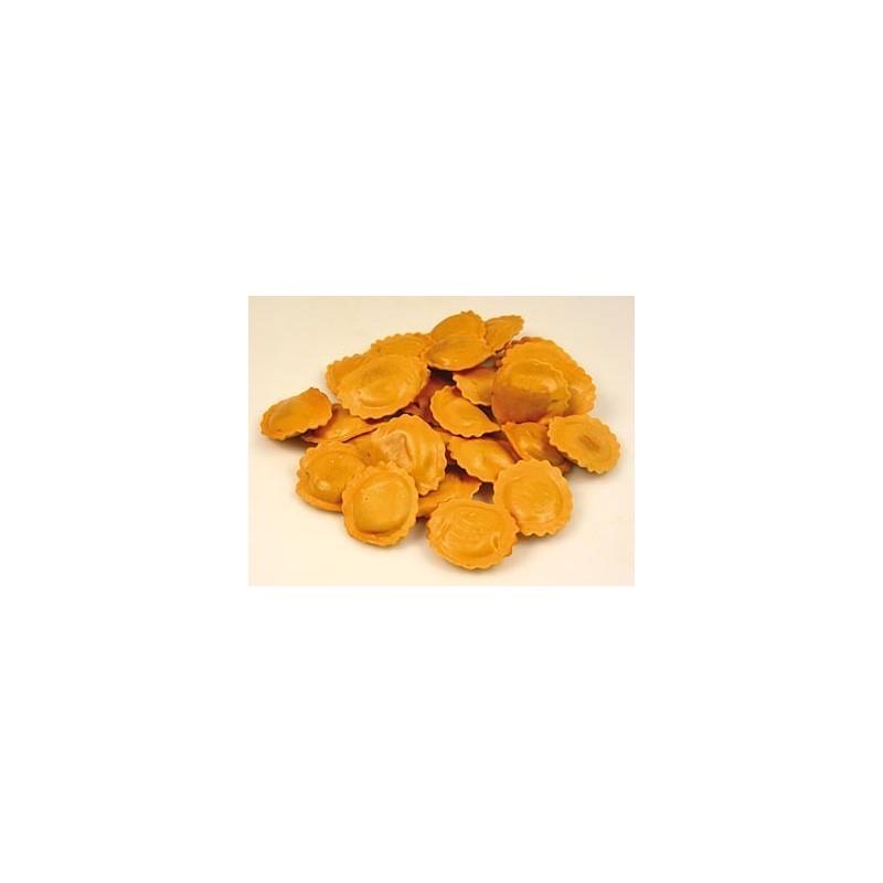 Świeże Agnolotti z pomidorami i mozarellą, Sassella, 500g