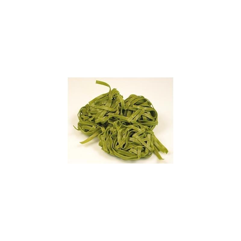 Świeże Fettuccine ze szpinakiem, Sassella, 500g