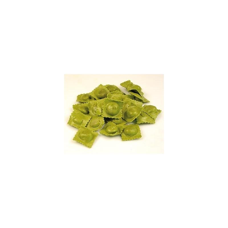 Świeże Ravioli nadziewane szpinakiem i ricottą, Sassella 500g